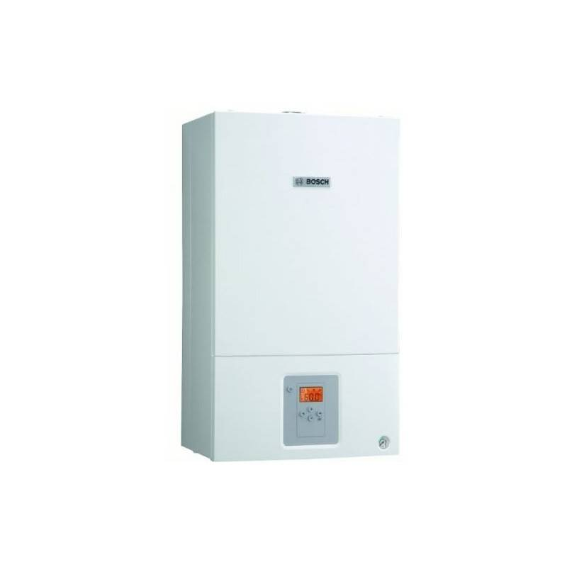 Poza Centrala termica in condensare Bosch Condens 2500 WBC24-1DE 24 kw - numai incalzire