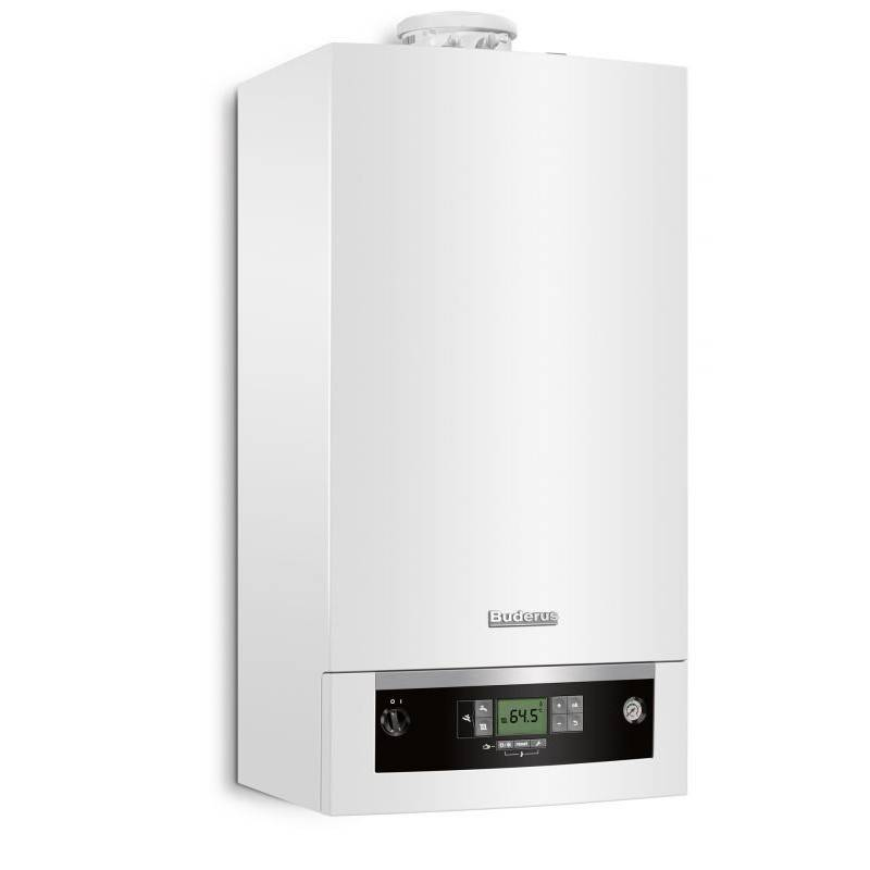 Poza Centrala termica in condensatie Buderus Logamax Plus GB 012 - 25K V2 Erp - 25 kW