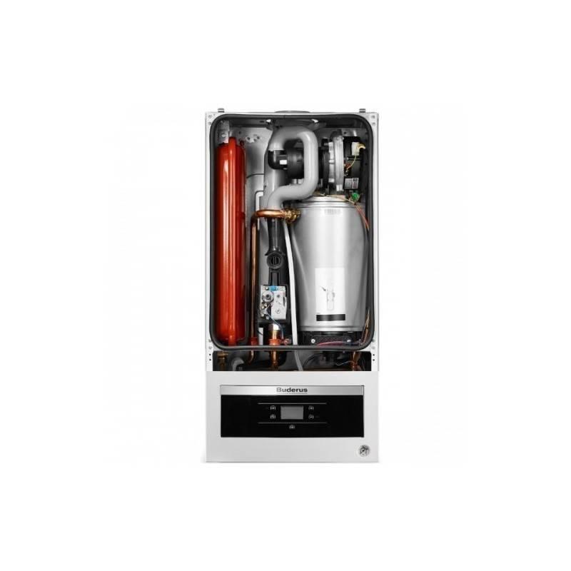 Poza Structura interna Centrala termica in condensatie Buderus Logamax Plus GB 062-24DH - 24 kW