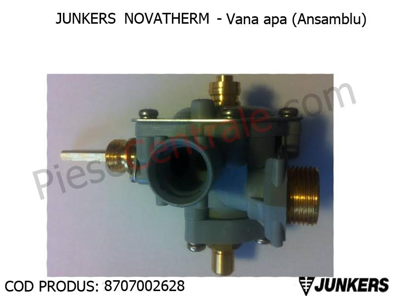 Poza Vana apa (Ansamblu) centrale termice Junkers Novatherm
