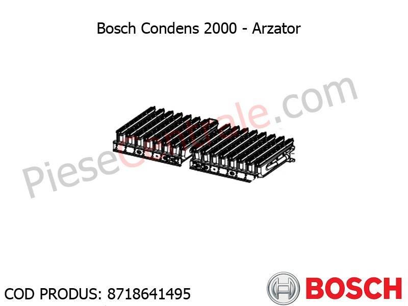 Poza Arzator centrala termica Bosch Condens 2000