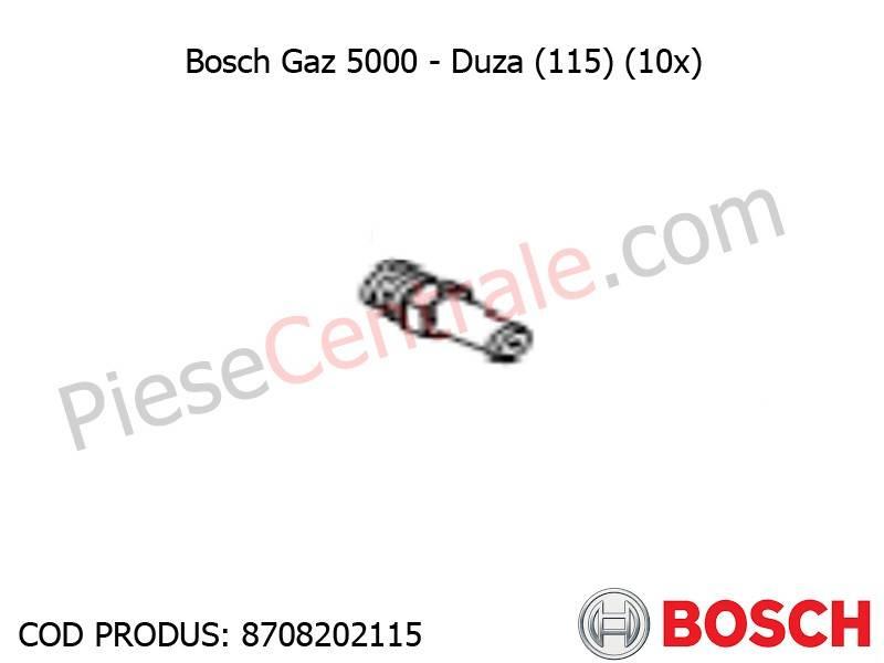 Poza Duza (115) (10x) centrala termica Bosch Gaz 5000
