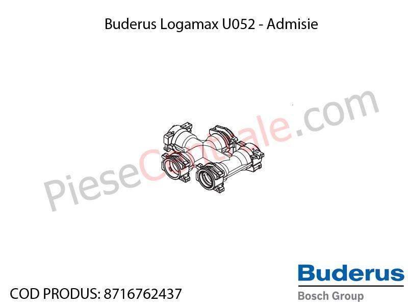 Poza Admisie centrala termica Buderus Logamax U052