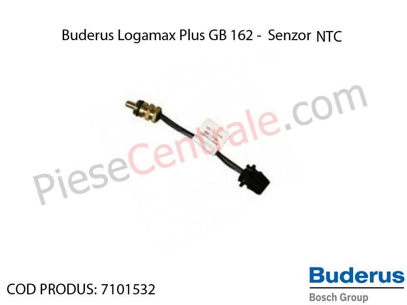 Poza Senzor NTC centrala termica Buderus Logamax Plus GB 162, Bosch Condens 5000W