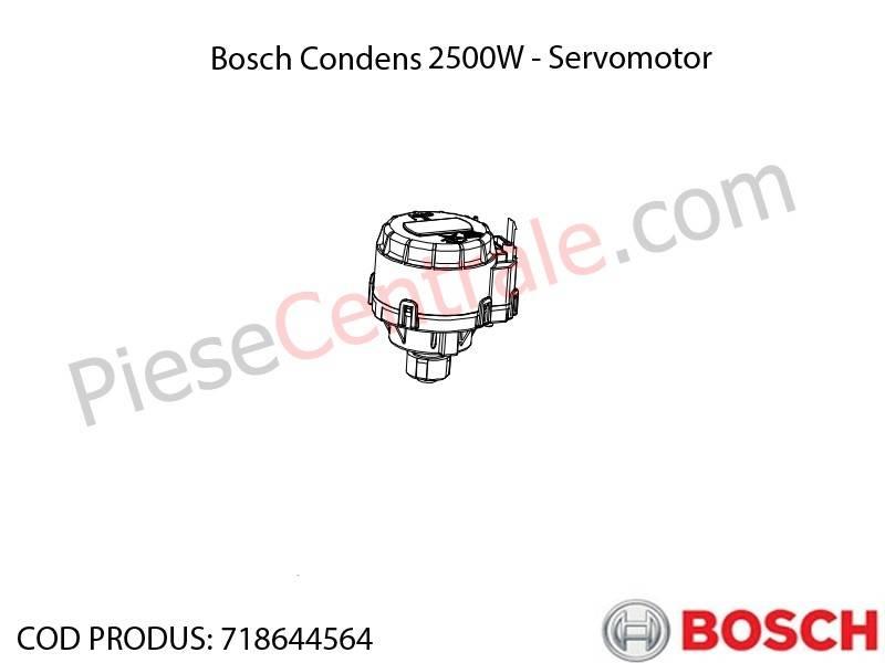 Poza Servomotor centrala termica Bosch Condens 2500W
