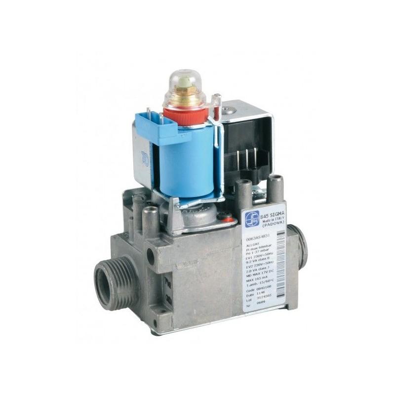 Poza Vana de gaz centrala termica Junkers Ceraclass Comfort, Bosch Gaz 5000W, Buderus Logamax U052. Poza 8044