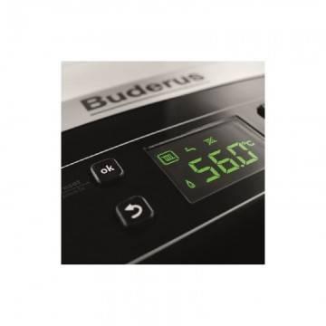 Poza Display Centrala termica in condensatie Buderus Logamax Plus GB 062-24KDH V2 Erp - 24 kW