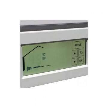 Poza Display centrala termica in condensare cu touchscreen Viessmann Vitodens 100-W
