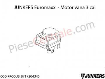 Poza Motor vana 3 cai centrala termica Junkers Euromaxx