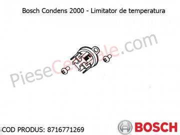 Poza Limitator de temperatura centrala termica Bosch Condens 2000, Buderus Logamax Plus