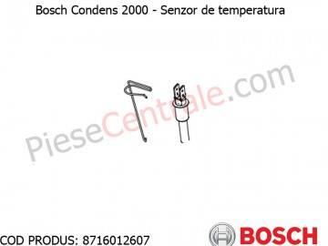 Poza Senzor de temperatura centrala termica Bosch Condens 2000, Gaz 4000W