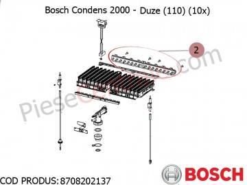 Poza Duze (112) (10x) centrala termica Bosch Condens 2000, Buderus Logamax Plus