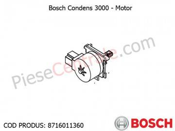 Poza Motor centrala termica Bosch Condens 3000