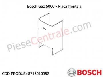Poza Placa frontala centrala termica Bosch Gaz 5000