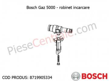 Poza Robinet incarcare centrala termica Bosch Gaz 5000, Buderus Logamax U042
