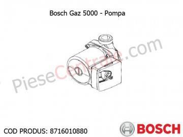 Poza Pompa centrala termica Bosch Gaz 5000