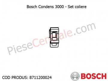 Poza Set coliere (10 buc) centrala termica Bosch Condens 3000, Buderus Logamax Plus