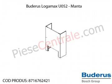Poza Manta centrala termica Buderus Logamax U052