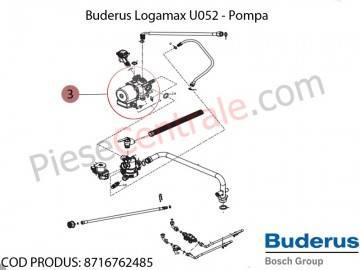 Poza Pompa centrala termica Buderus Logamax U052