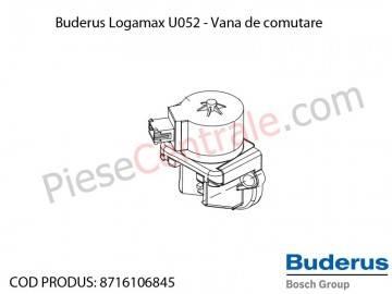 Poza Vana de comutare centrala termica Buderus Logamax U052