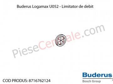Poza Limitator de debit centrala termica Buderus Logamax U052