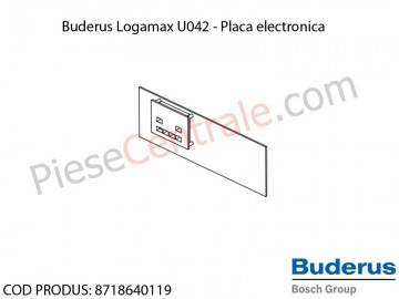 Poza Placa electronica centrala termica Buderus Logamax U042