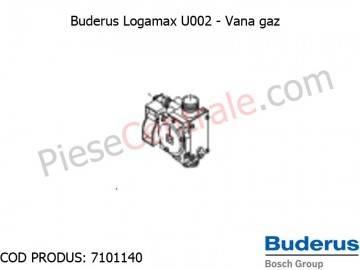 Poza Vana gaz centrala termica Buderus Logamax U002