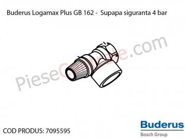 Poza Supapa siguranta 4 bar centrala termica Buderus Logamax Plus GB 162, Bosch Condens 5000W