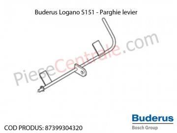 Poza Parghie levier centrala termica Buderus Logano S 151