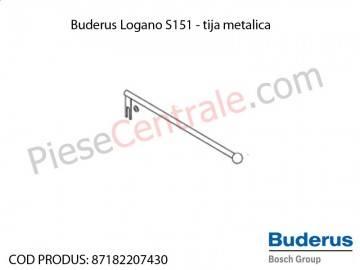 Poza Tija metalica centrala termica Buderus Logano S 151