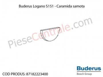 Poza Caramida samota centrala termica Buderus Logano S 151