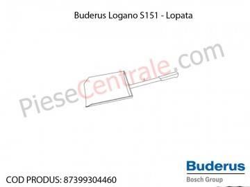 Poza Lopata centrala termica Buderus Logano S 151