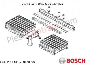 Poza Arzator centrala termica Bosch Gaz 3000W Midi