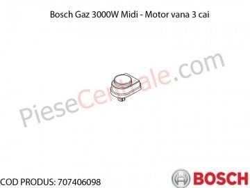 Poza Motor vana 3 cai centrala termica Bosch Gaz 3000W Midi