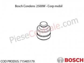 Poza Corp mobil centrala termica Bosch Condens 2500W