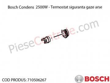 Poza Termostat siguranta gaze arse centrala termica Bosch Condens 2500W