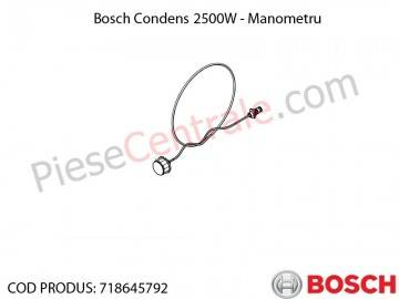 Poza Manometru centrala termica Bosch Condens 2500W
