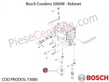 Poza Robinet centrala termica Bosch Condens 5000W